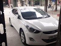 Bán Hyundai Elantra GLS đời 2013, màu trắng, nhập khẩu nguyên chiếc