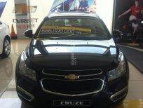 Bán Chevrolet Cruze 2016 màu đen, 686 triệu