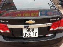 Cần bán Chevrolet Cruze Ls sản xuất 2012, màu đen chính chủ, giá tốt