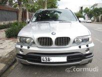 Bán ô tô BMW X5 IS Sport đời 2003, màu bạc