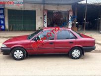 Bán Toyota Corolla đời 1991, màu đỏ, nhập khẩu chính hãng như mới