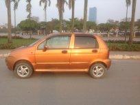 Bán ô tô Chery QQ MT đời 2013, màu vàng đồng