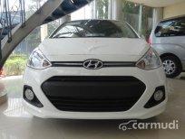 Cần bán Hyundai Grand i10 1.0L AT đời 2016, màu trắng, 436tr