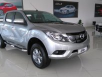 Cần bán Mazda BT 50 2016, màu bạc, nhập khẩu chính hãng, gia cạnh tranh