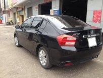 Bán Honda City 1.5 CVT đời 2014, màu đen, giá tốt