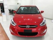 Cần bán xe Hyundai Accent 1.4MT đời 2016, màu đỏ, nhập khẩu nguyên chiếc, giá chỉ 600tr