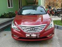 Cần bán Hyundai Sonata sản xuất 2011, màu đỏ xe nhập, 710 triệu