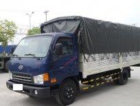 Công ty bán xe tải Huyndai 2T5 HD65 thùng mui bạt 4m4 giá rẻ