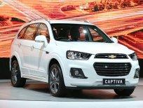 Bán xe Chevrolet Captiva LTZ mới đời 2016, màu trắng, 879 triệu