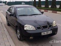 Xe Daewoo Lacetti MT đời 2007, màu đen đã đi 85000 km, giá tốt
