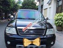 Cần bán gấp Ford Escape 2.3L đời 2005, màu đen, nhập khẩu nguyên chiếc xe gia đình, giá tốt