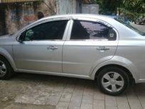 Cần bán xe Daewoo Gentra SX đời 2007, màu bạc, xe gia đình
