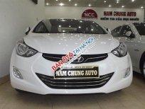 Cần bán Hyundai Elantra GLS năm 2013, màu trắng, nhập khẩu chính hãng số tự động