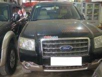 Cần bán lại xe Ford Everest 4x2MT đời 2008, màu đen giá cạnh tranh