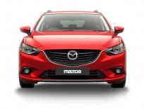 Cần bán xe Mazda 6 đời 2015, màu đỏ