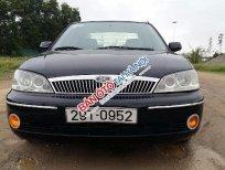 Bán Ford Laser GHIA 1.8 đời 2003, màu đen chính chủ, giá tốt