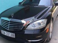 Bán ô tô Mercedes S550 AMG đời 2010, màu đen, nhập khẩu nguyên chiếc