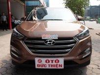 Bán Hyundai Tucson 2.0 AT 2WD đời 2015, màu nâu, nhập khẩu, số tự động