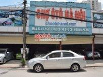 Cần bán lại xe Daewoo Gentra 1.5MT năm 2008, màu bạc, số sàn