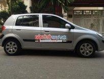 Cần bán Hyundai Getz 1.1 đời 2008, màu bạc, nhập khẩu, số sàn