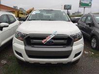 Xe Ford Ranger XLS 4x2 AT-trắng, nhập nguyên chiếc, hỗ trợ mua xe trả góp bank