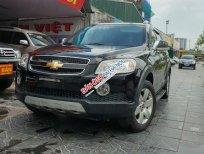 Bán Chevrolet Captiva LT đời 2010, màu đen, nhập khẩu nguyên chiếc số sàn
