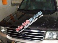 Salon Auto Vĩnh Cường bán Ford Everest MT đời 2005, màu đen