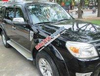 Cửa hàng ô tô Vinh - Hòa Bình bán Ford Everest 4x2 MT sản xuất 2011, màu đen, nhập khẩu chính hãng