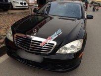 Cần bán lại xe Mercedes S550 đời 2007, màu đen, nhập khẩu, xe đẹp, đẳng cấp