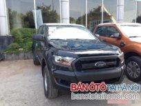 Bán Ford Ranger XL 4x4 MT đời 2015, màu đen
