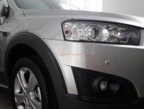 Cần bán xe Chevrolet Captiva đời 2015, màu bạc, nhập khẩu chính hãng, 795tr
