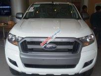 Bán ô tô Ford Ranger XLS MT đời 2016, màu trắng, xe nhập, giao xe ngay, hỗ trợ trả góp
