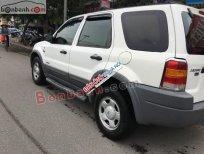Bán Ford Escape 3.0 đời 2002, màu trắng số tự động