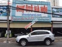 Bán xe Chevrolet Captiva LT năm 2010, màu bạc chính chủ, 478 triệu