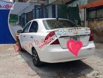 Bán xe Daewoo Gentra SX đời 2007, màu trắng, giá 210tr