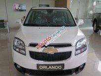 Bán ô tô Chevrolet Orlando LTZ 2015, màu trắng