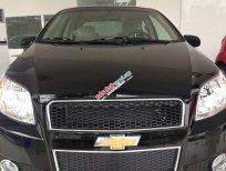 Cần bán xe Chevrolet Aveo 1.5 LTZ đời 2016, màu đen