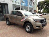 Hà Thành Ford bán xe Ford Ranger XL 4x4 MT năm 2016, màu vàng cát, nhập khẩu chính hãng