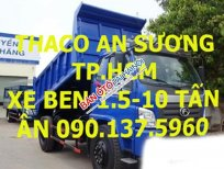 TP: HCM Thaco Forland FD950A đời mới, màu xanh lam