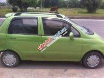 Cần bán gấp Daewoo Matiz đời 2000 màu Xanh lục, 84 tr