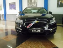 Mình bán xe Chevrolet Cruze LTZ đời 2016, màu đen giá tốt giao xe toàn quốc