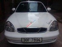 Bán Daewoo Nubira II đời 2002, màu trắng chính chủ