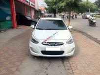 Bán xe Hyundai Accent Blue 1.4AT đời 2013, màu trắng, nhập khẩu chính chủ