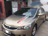 Bán ô tô Honda Civic AT đời 2010, giá chỉ 525 triệu
