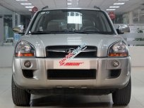 Cần bán Hyundai Tucson 2.0AT 2WD đời 2009, màu bạc, nhập khẩu nguyên chiếc