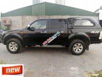 Bán ô tô Ford Ranger XLT đời 2009, màu đen, nhập khẩu nguyên chiếc số sàn, 395 triệu
