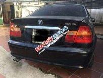 Cần bán gấp BMW 3 Series 325i đời 2002, màu đen, nhập khẩu