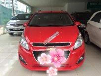 Chevrolet Spark 1.0 LT đời 2013, màu đỏ, chính chủ
