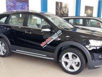 Mình cần bán Chevrolet Captiva LTZ - Giá thỏa thuận đời 2015, màu đen