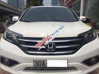 Bán Honda CR V 2.4L đời 2014, màu trắng